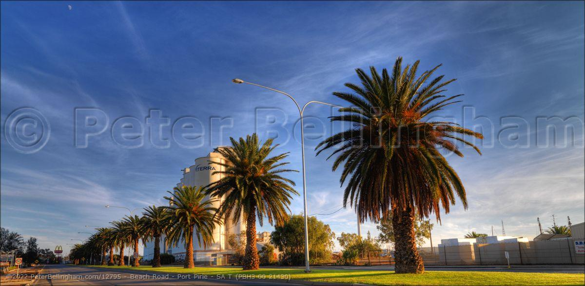 Peter Bellingham Photography Beach Road - Port Pirie - SA T (PBH3 00 21430)