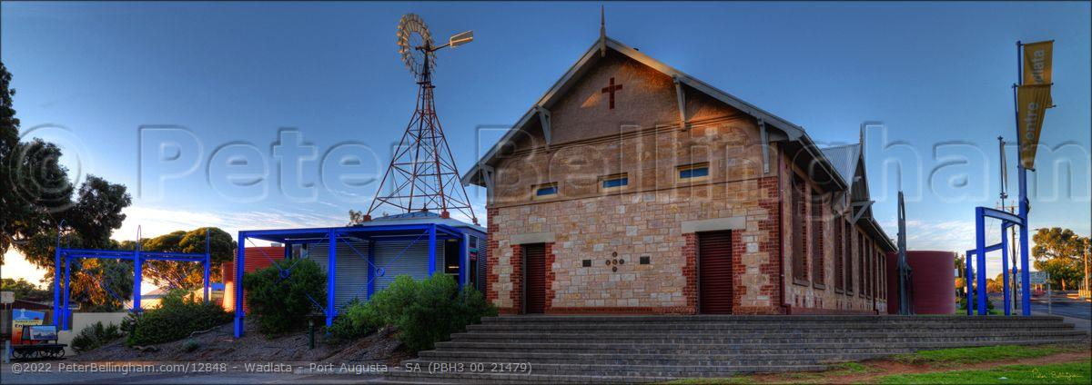 Peter Bellingham Photography Wadlata - Port Augusta - SA (PBH3 00 21479)
