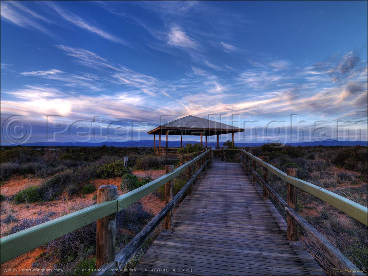 Peter Bellingham Photography Arid Lands - Port Augusta - SA SQ (PBH3 00 21675)
