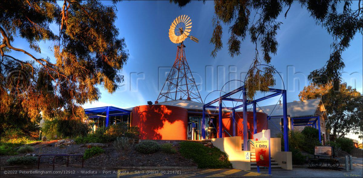 Peter Bellingham Photography Wadlata - Port Augusta - SA T (PBH3 00 21476)