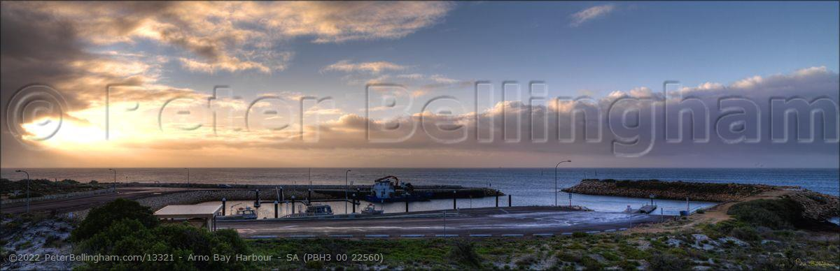Peter Bellingham Photography Arno Bay Harbour - SA (PBH3 00 22560)
