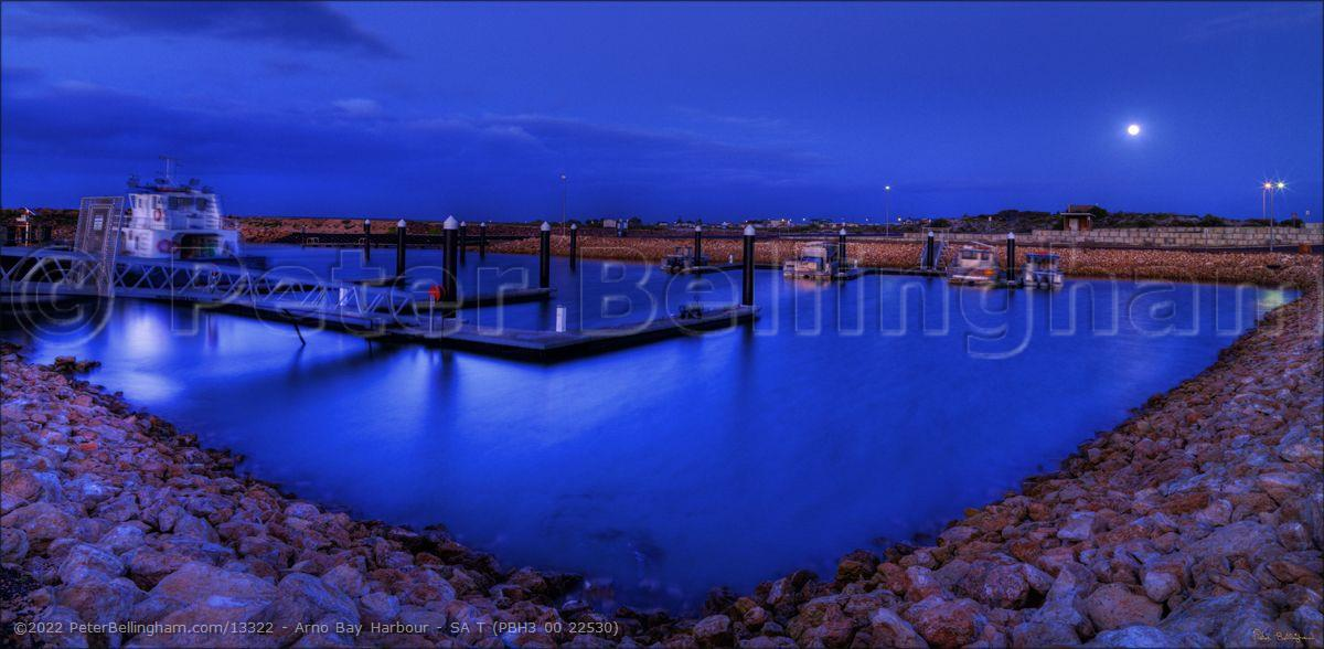 Peter Bellingham Photography Arno Bay Harbour - SA T (PBH3 00 22530)