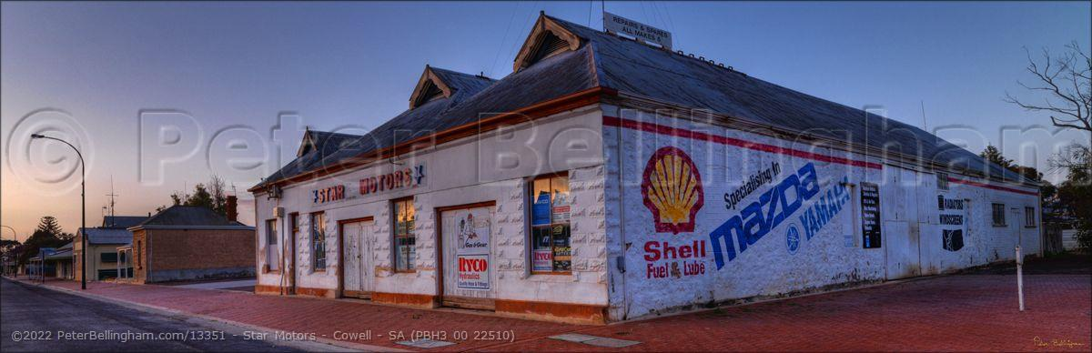 Peter Bellingham Photography Star Motors - Cowell - SA (PBH3 00 22510)