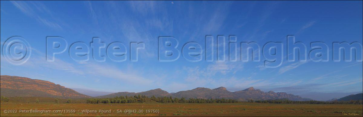 Peter Bellingham Photography Wilpena Pound - SA (PBH3 00 19750)
