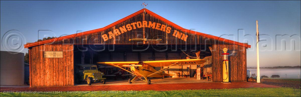 Peter Bellingham Photography Barnstormers Inn - SA (PBH3 00 22883)