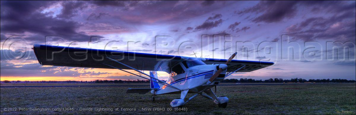Peter Bellingham Photography Davids Lightwing at Temora - NSW (PBH3 00 16848)