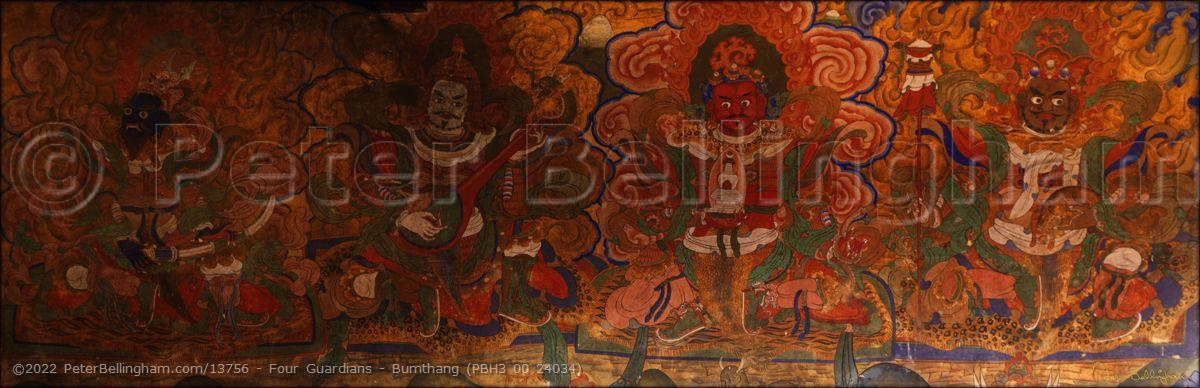 Peter Bellingham Photography Four Guardians - Bumthang (PBH3 00 24034)