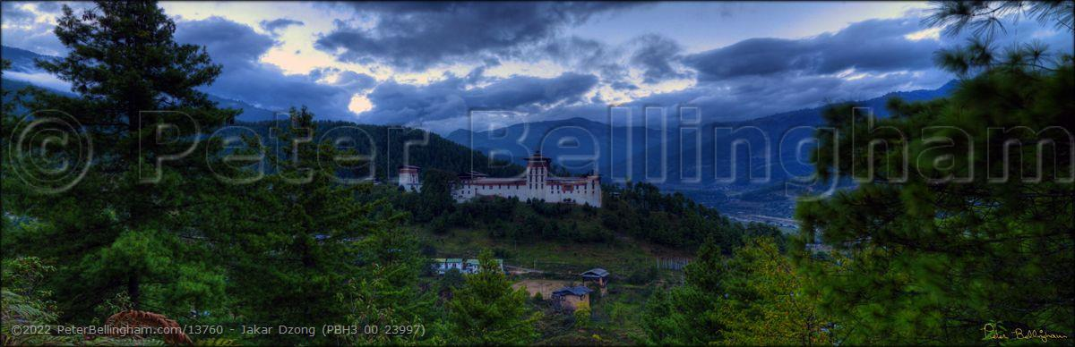 Peter Bellingham Photography Jakar Dzong (PBH3 00 23997)