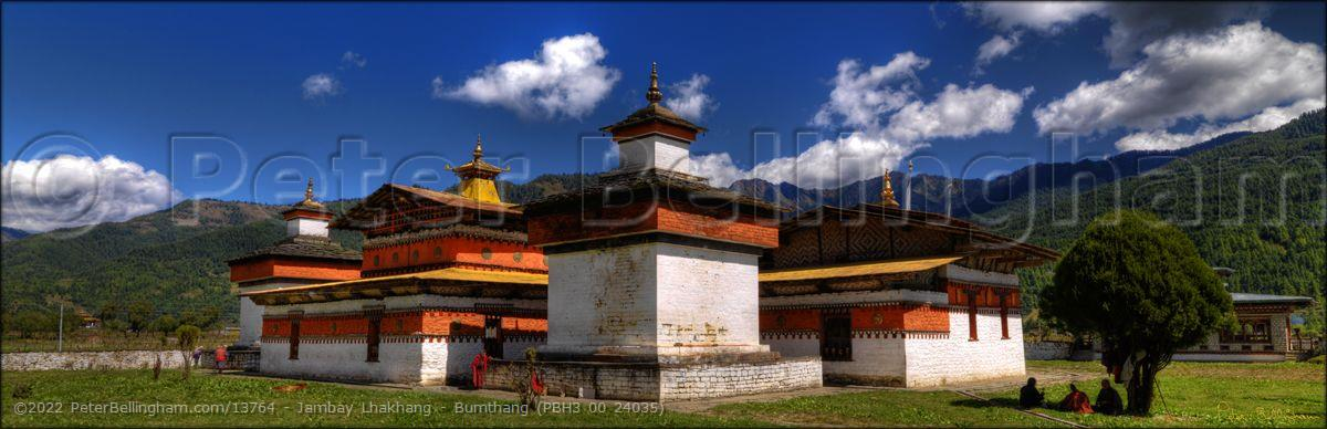 Peter Bellingham Photography Jambay Lhakhang - Bumthang (PBH3 00 24035)