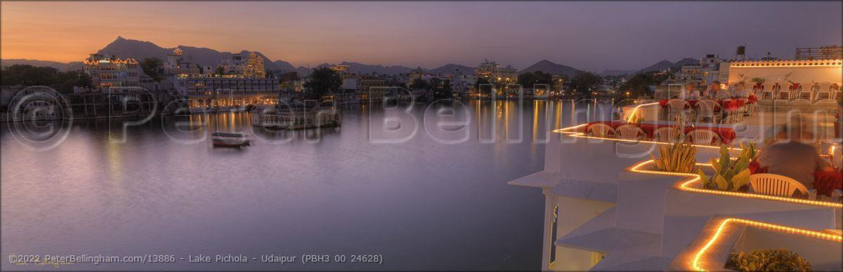 Peter Bellingham Photography Lake Pichola - Udaipur (PBH3 00 24628)