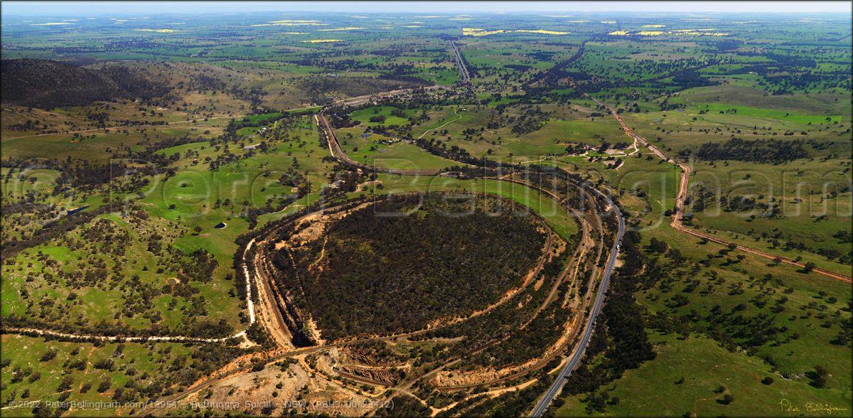 Peter Bellingham Photography Bethungra Spiral - NSW (PBH3 00 23412)