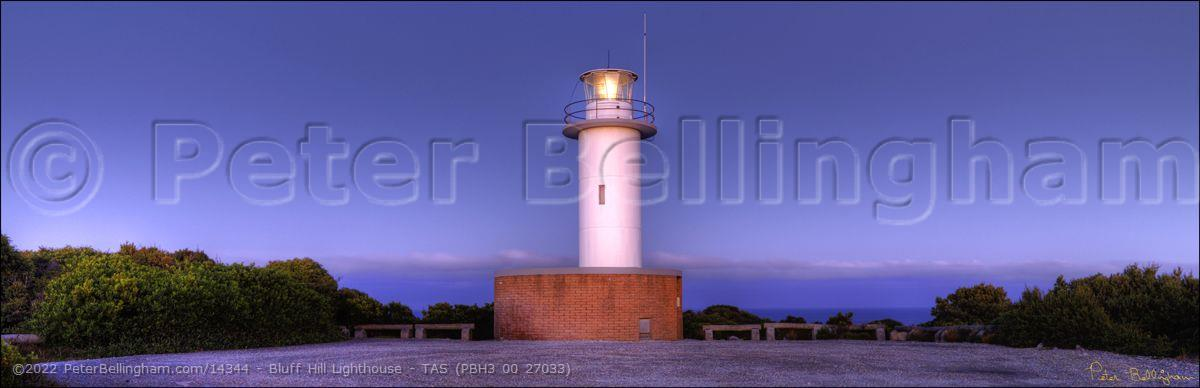 Peter Bellingham Photography Bluff Hill Lighthouse - TAS (PBH3 00 27033)