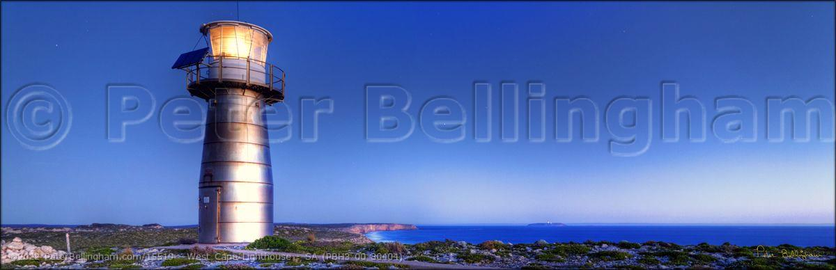 Peter Bellingham Photography West Cape Lighthouse - SA (PBH3 00 30404)
