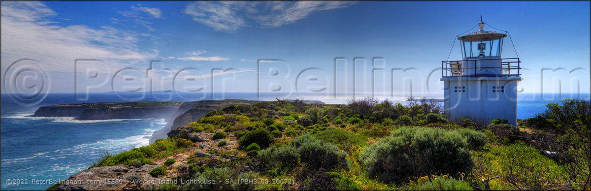 Peter Bellingham Photography Wedge Island Lighthouse - SA (PBH3 00 30672)