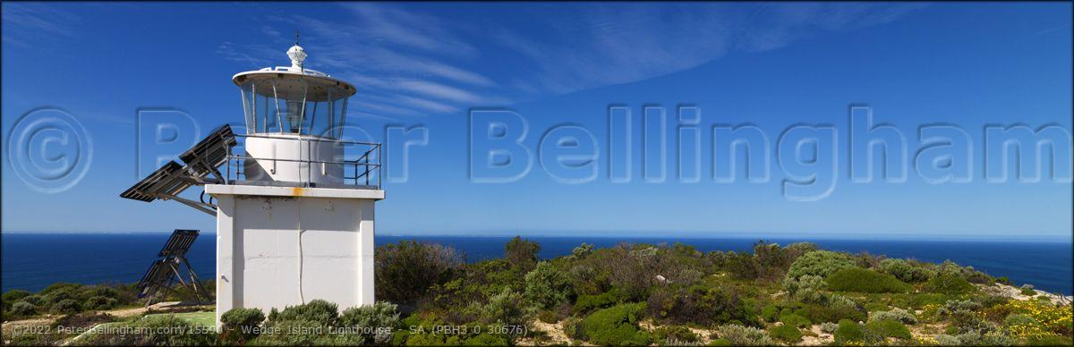 Peter Bellingham Photography Wedge Island Lighthouse - SA (PBH3 0 30676)