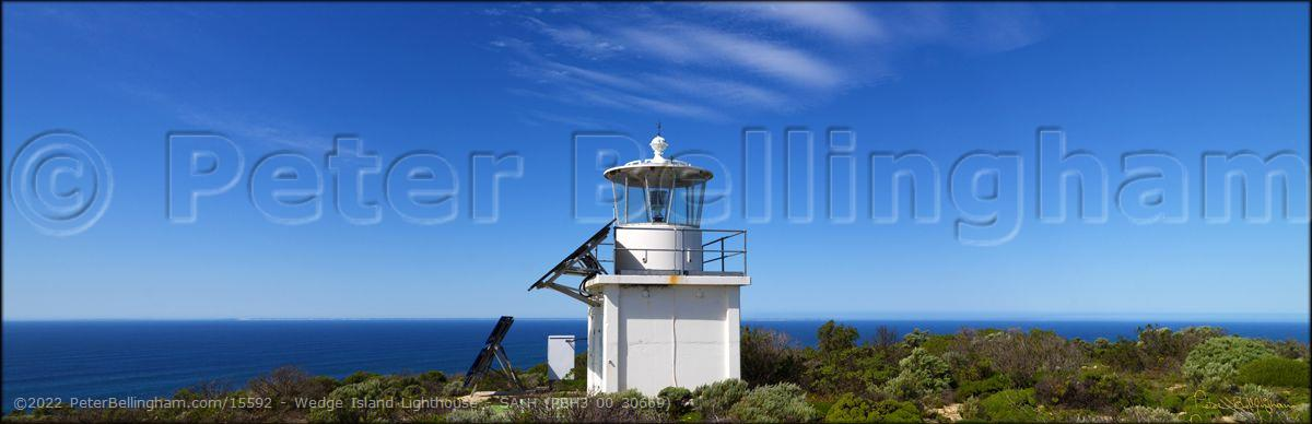 Peter Bellingham Photography Wedge Island Lighthouse - SA H (PBH3 00 30669)