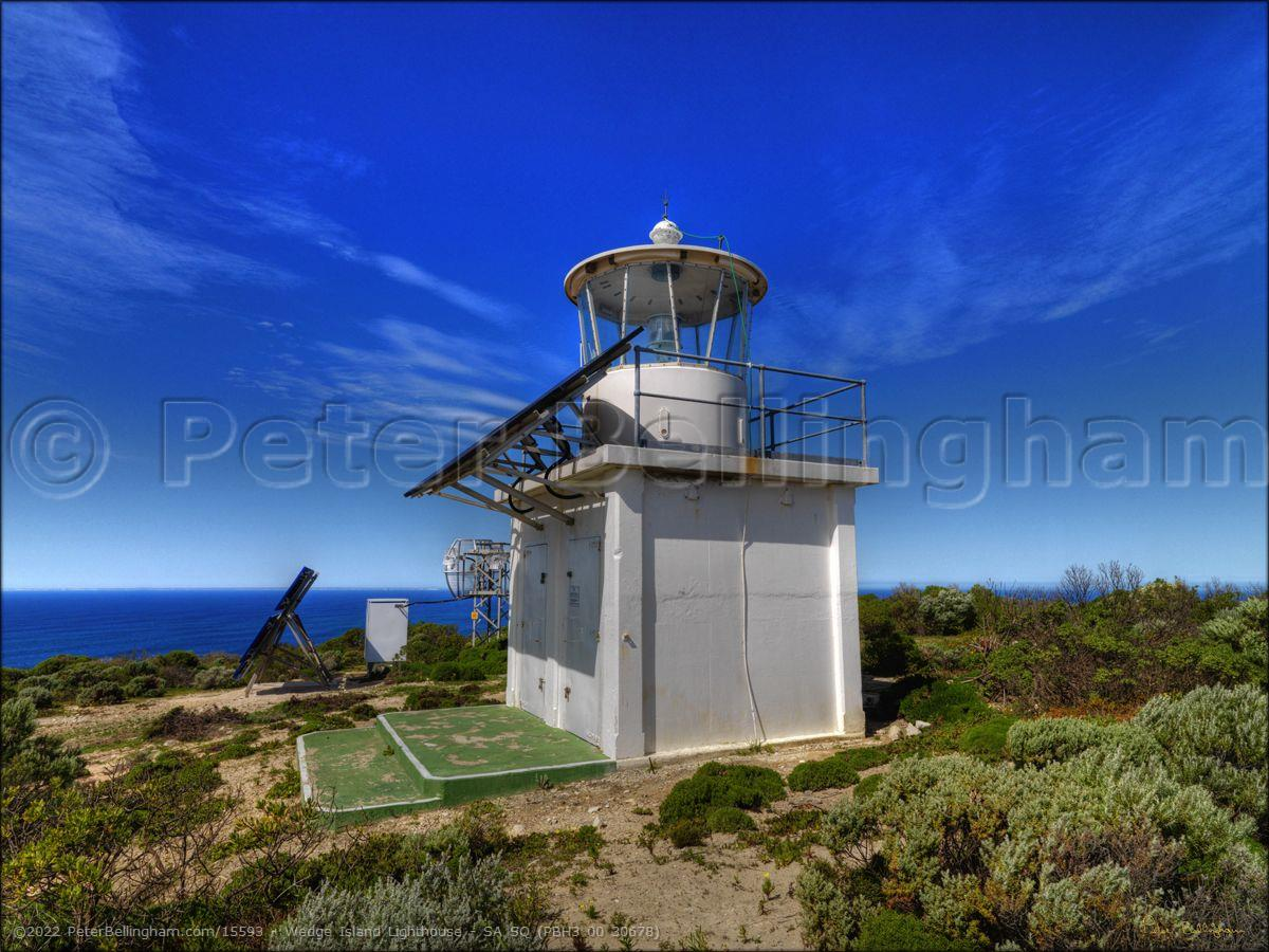 Peter Bellingham Photography Wedge Island Lighthouse - SA SQ (PBH3 00 30678)