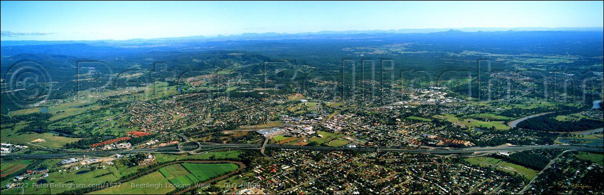 Peter Bellingham Photography Beenleigh Looking West  - QLD (PB00  0419)