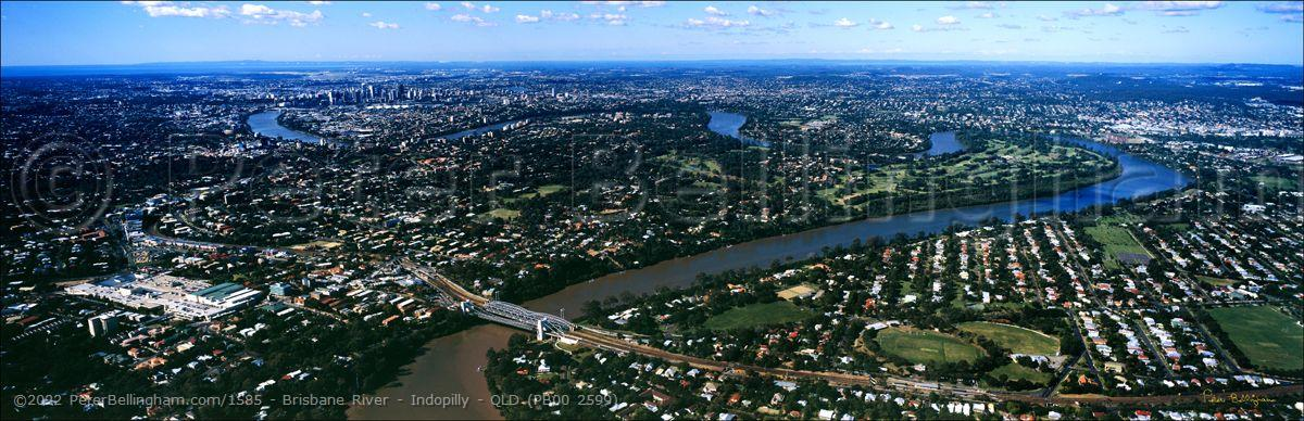 Peter Bellingham Photography Brisbane River - Indopilly - QLD (PB00 2599)