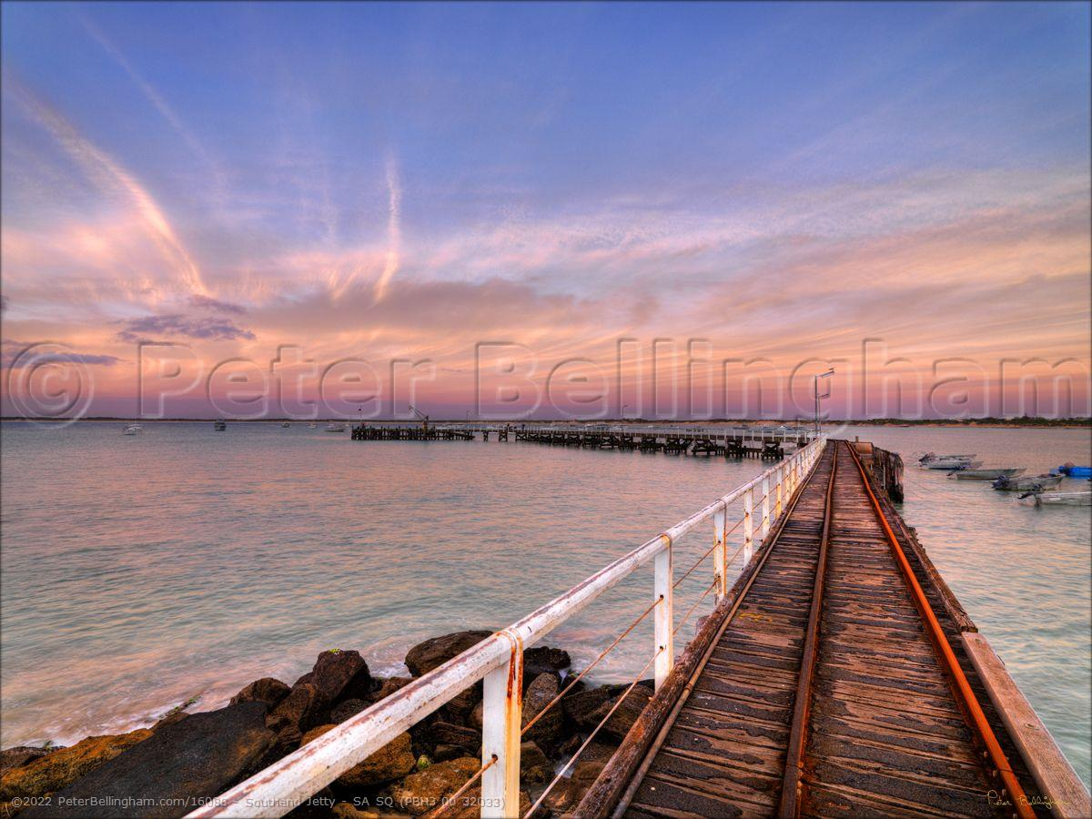 Peter Bellingham Photography Southend Jetty - SA SQ (PBH3 00 32033)