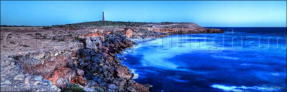 Peter Bellingham Photography Troubridge Hill Lighthouse - SA (PBH3 00 31071)