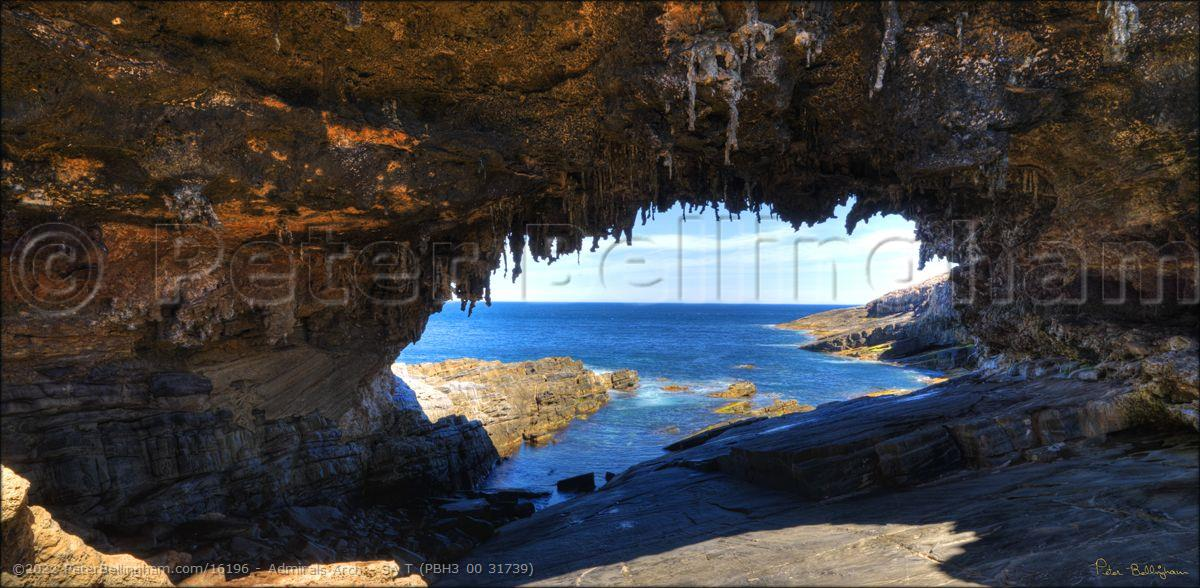 Peter Bellingham Photography Admirals Arch - SA T (PBH3 00 31739)
