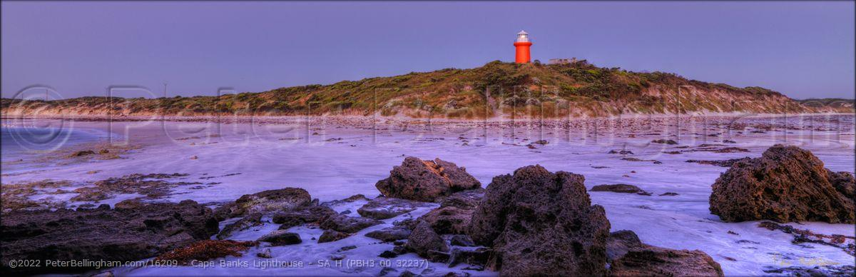 Peter Bellingham Photography Cape Banks Lighthouse - SA H (PBH3 00 32237)