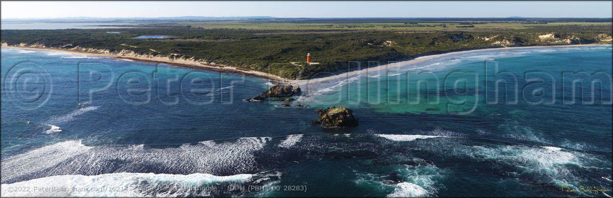 Peter Bellingham Photography Cape Banks Lighthouse - SA H (PBH3 00 28283)