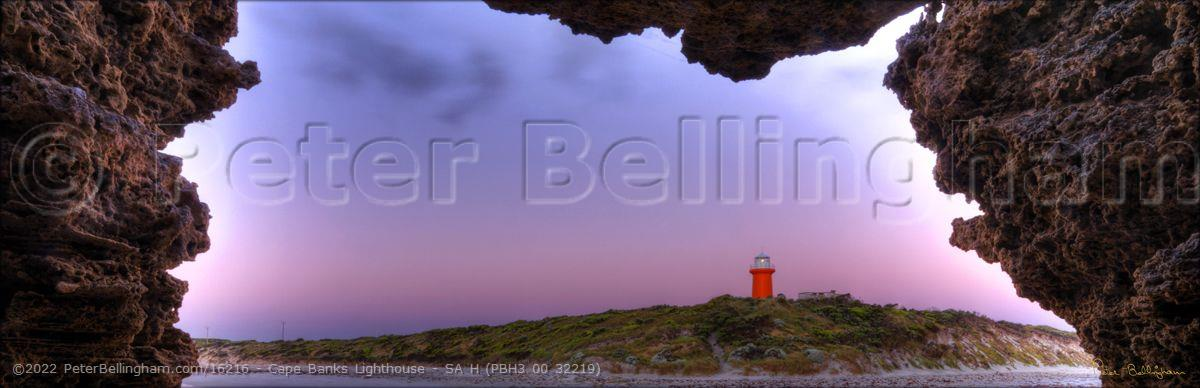 Peter Bellingham Photography Cape Banks Lighthouse - SA H (PBH3 00 32219)