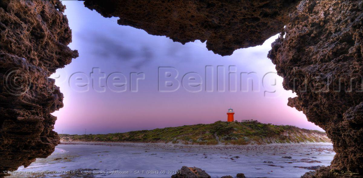 Peter Bellingham Photography Cape Banks Lighthouse - SA T (PBH3 00 32219)