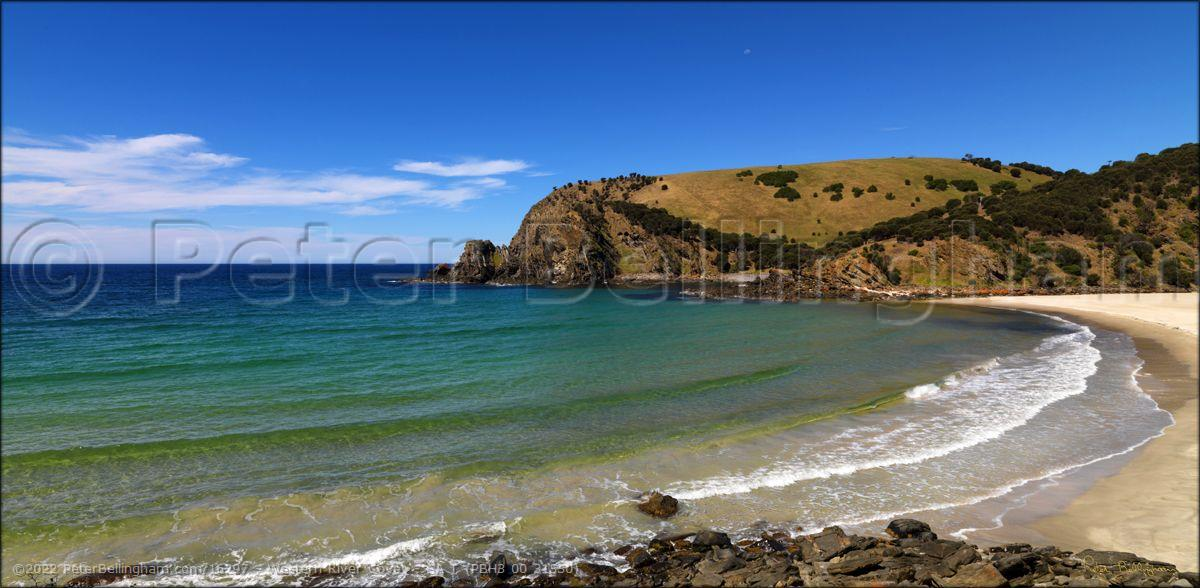Peter Bellingham Photography Western River Cove  - SA T (PBH3 00 31550)