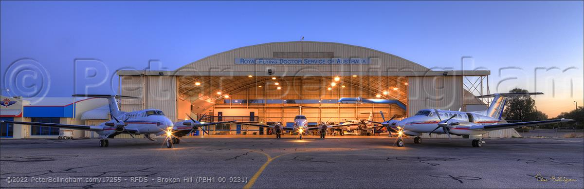 Peter Bellingham Photography RFDS - Broken Hill (PBH4 00 9231)