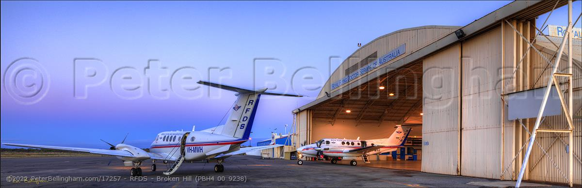Peter Bellingham Photography RFDS - Broken Hill (PBH4 00 9238)