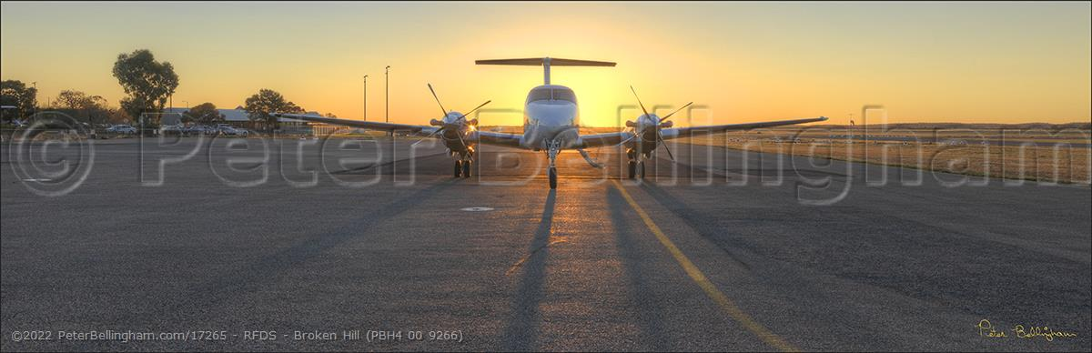 Peter Bellingham Photography RFDS - Broken Hill (PBH4 00 9266)
