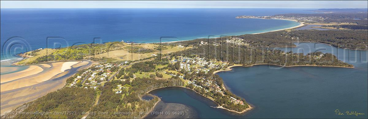 Peter Bellingham Photography Beauty Point - Bermagui - NSW (PBH4 00 9620)