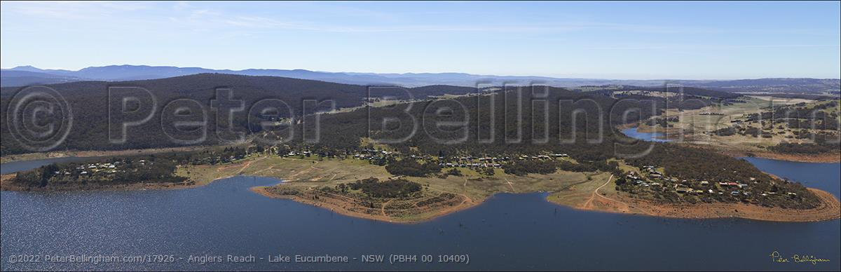 Peter Bellingham Photography Anglers Reach - Lake Eucumbene - NSW (PBH4 00 10409)