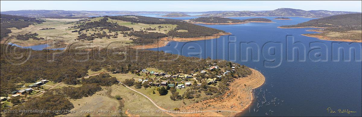 Peter Bellingham Photography Anglers Reach - Lake Eucumbene - NSW (PBH4 00 10414)