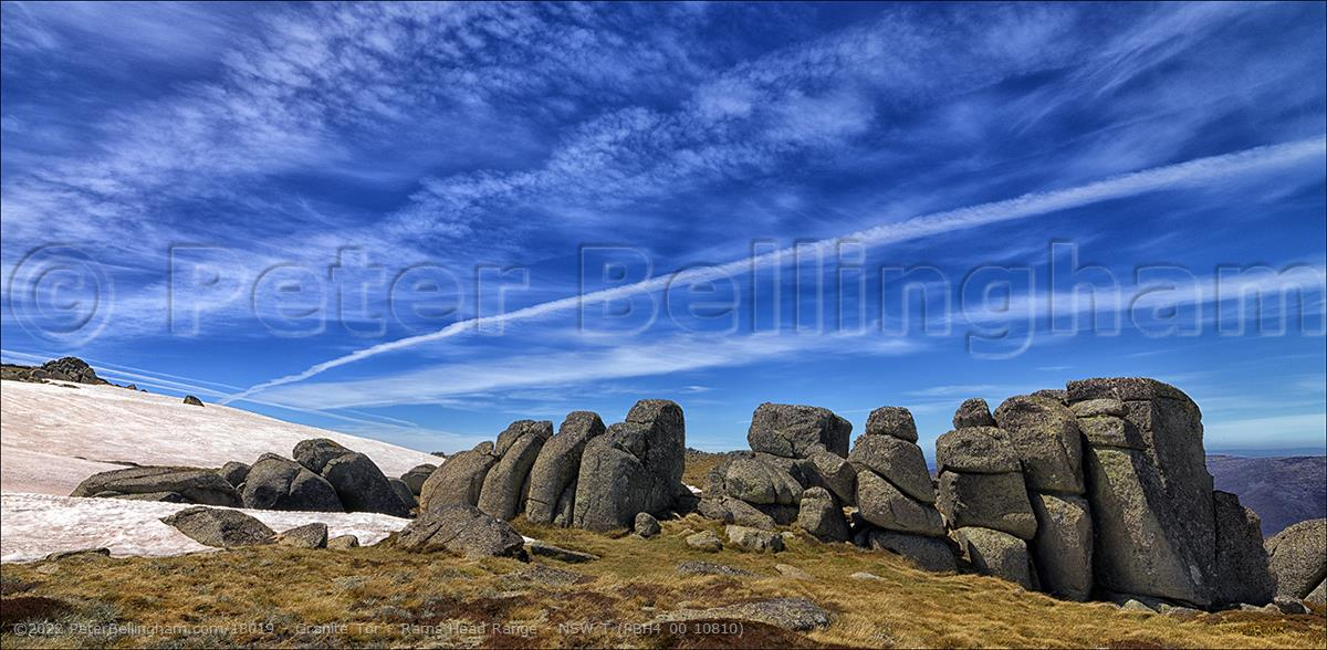 Peter Bellingham Photography Granite Tor - Rams Head Range - NSW T (PBH4 00 10810)