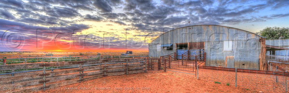Peter Bellingham Photography Bucklow Station - Woolshed - NSW (PB5D 00 2694)