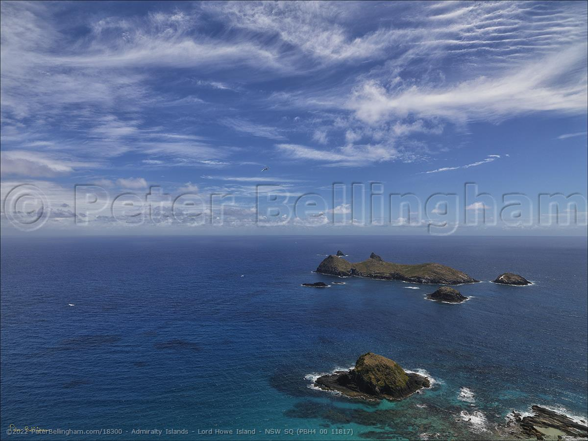 Peter Bellingham Photography Admiralty Islands - Lord Howe Island - NSW SQ (PBH4 00 11817)