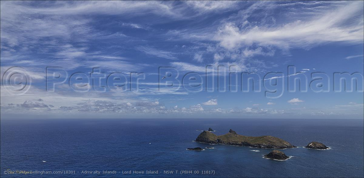 Peter Bellingham Photography Admiralty Islands - Lord Howe Island - NSW T (PBH4 00 11817)