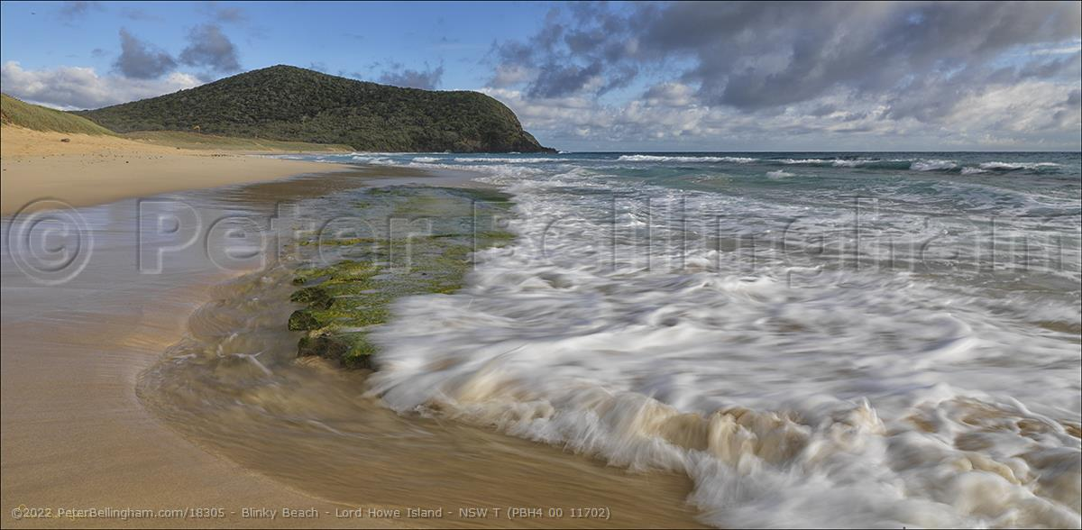 Peter Bellingham Photography Blinky Beach - Lord Howe Island - NSW T (PBH4 00 11702)