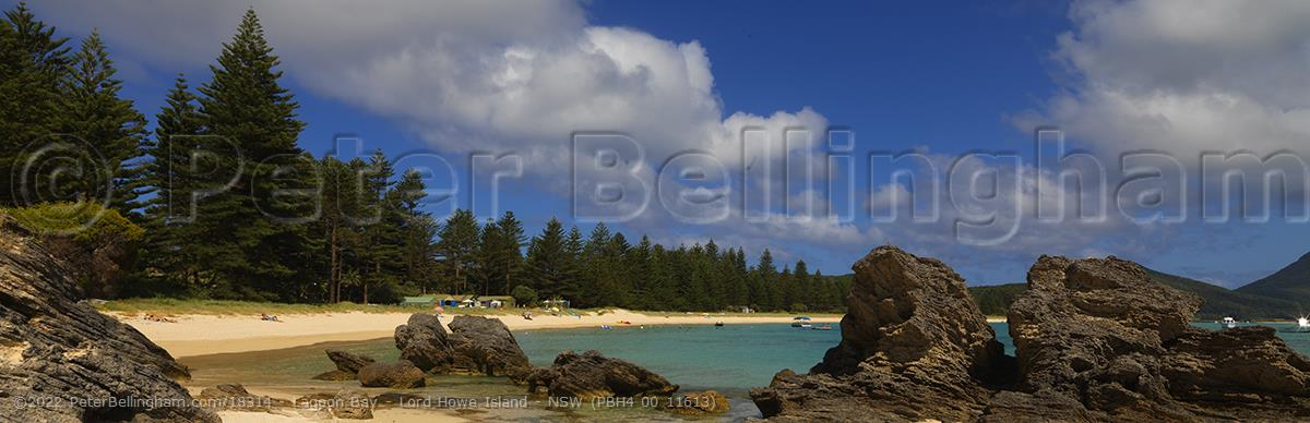 Peter Bellingham Photography Lagoon Bay - Lord Howe Island - NSW (PBH4 00 11613)
