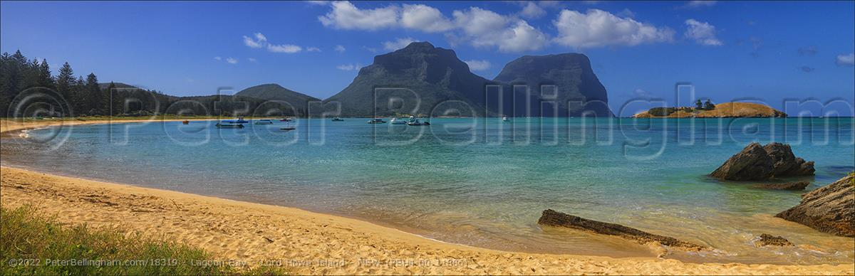 Peter Bellingham Photography Lagoon Bay - Lord Howe Island - NSW (PBH4 00 11886)