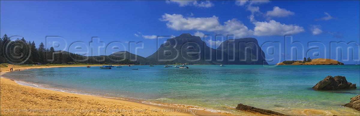 Peter Bellingham Photography Lagoon Bay - Lord Howe Island - NSW (PBH4 00 11887)
