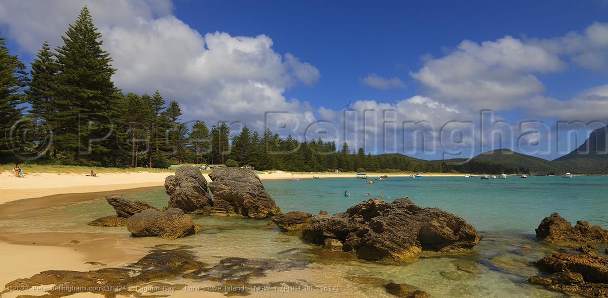 Peter Bellingham Photography Lagoon Bay - Lord Howe Island - NSW T (PBH4 00 11617)