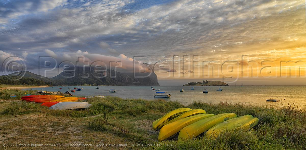 Peter Bellingham Photography Lagoon Beach - Lord Howe Island - NSW T (PBH4 00 11630)