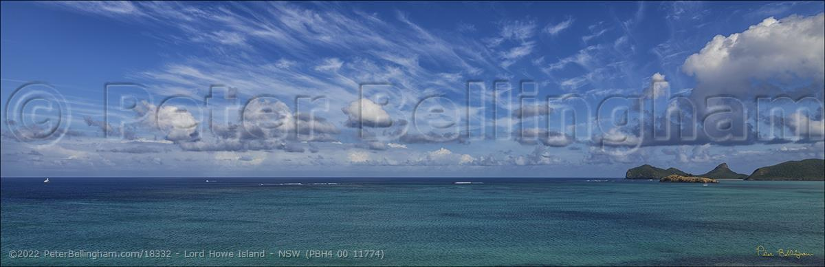 Peter Bellingham Photography Lord Howe Island - NSW (PBH4 00 11774)