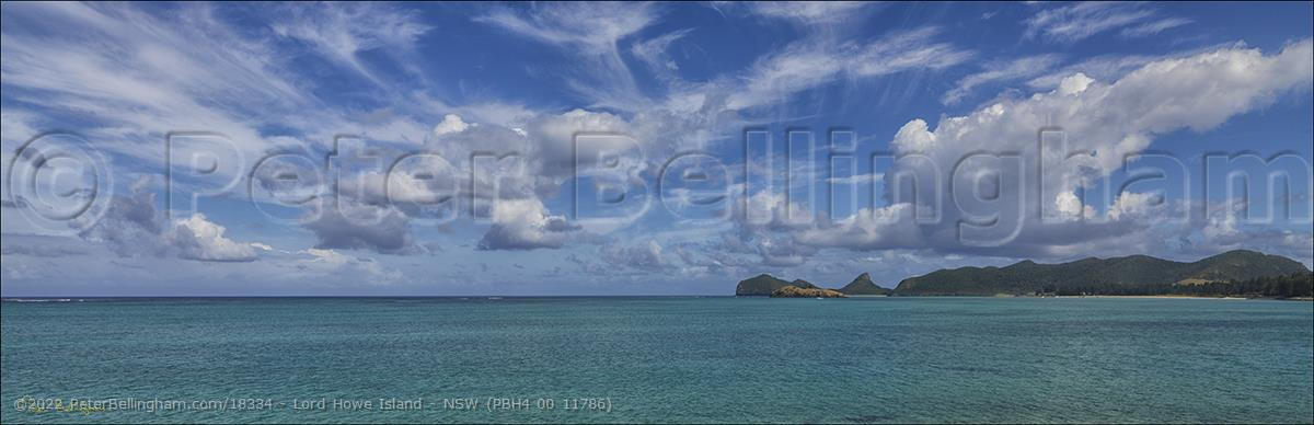 Peter Bellingham Photography Lord Howe Island - NSW (PBH4 00 11786)