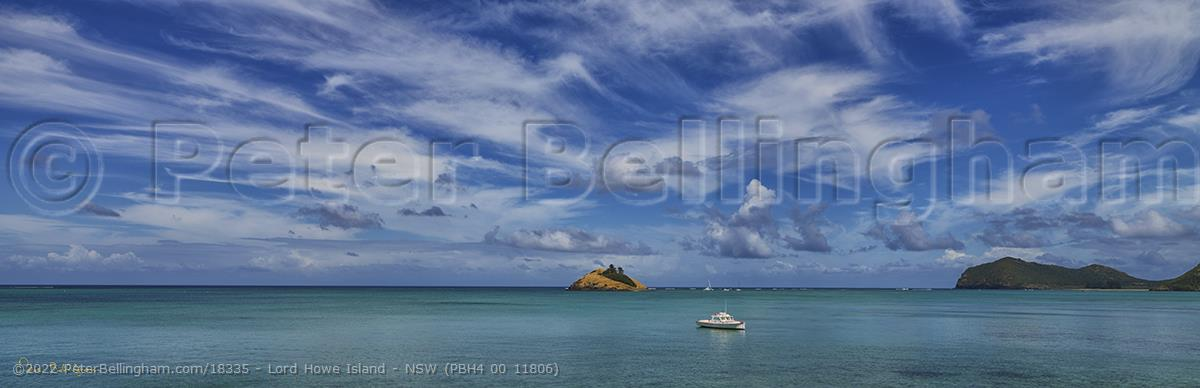 Peter Bellingham Photography Lord Howe Island - NSW (PBH4 00 11806)
